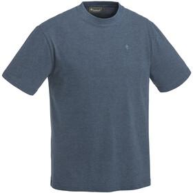 Pinewood Outdoor T-Shirt 3-Pack Men, light grey/dark dive/dark mustard